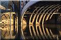 SE5951 : Reflective arches, Lendal Bridge : Week 49