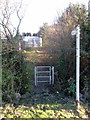 TL0144 : Footpath to Kempston Hardwick by Philip Jeffrey