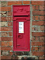 SP9948 : Victorian Postbox at West End Farm by Philip Jeffrey