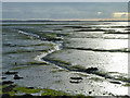 SU6704 : Mud, Langstone Harbour by Robin Webster