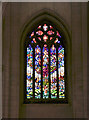 TQ3179 : Stained glass window, St George's Cathedral, Lambeth by Anthony O'Neil