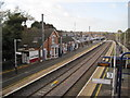 TL0334 : Flitwick railway station, Bedfordshire by Nigel Thompson
