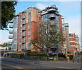 ST5872 : The Custom House, Redcliff Backs, Bristol by Jaggery