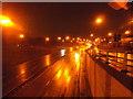 TQ1983 : The North Circular Road westbound, Park Royal by David Howard