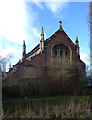 TQ3088 : St Luke's Church, Hornsey Vale by Julian Osley