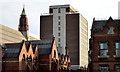 J3372 : Former library, Queen's University, Belfast - 2014 (3) by Albert Bridge