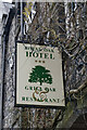 SH7956 : Royal Oak Hotel, Betws-y-Coed by Ian S