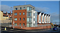 J3476 : Apartments, Skegoneill, Belfast by Albert Bridge