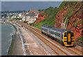 SX9777 : Dawlish Sea Wall by Wayland Smith