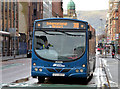J3474 : International Airport bus, Belfast - February 2014 : Week 6