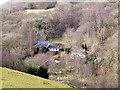 SN7278 : Cottages in Cwm Rheidol : Week 7