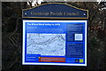 SW7442 : Sign The Wheal Maid Valley in 1878 by Graham Loveland
