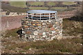 SW7442 : Capped Mine Shaft, Wheal Maid Valley by Graham Loveland