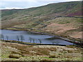 SD9233 : Widdop Reservoir: the north-western end by John Darch