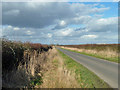SP6421 : Long straight road by Robin Webster