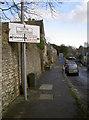 ST7458 : Wellow High Street by Neil Owen