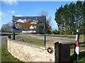 TL3079 : Entrance to Tythe Farm by Marathon