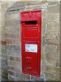 TL2664 : Victorian Postbox by Adrian S Pye
