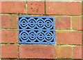 J5979 : Ventilator, Masonic Hall, Donaghadee by Albert Bridge