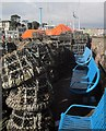 SX8960 : Lobster pots, Paignton : Week 9