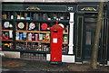 TQ5838 : Victorian postbox, The Pantiles by N Chadwick