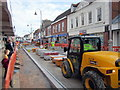 SO9670 : Bromsgrove High Street by Roy Hughes
