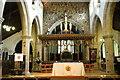TQ3004 : The Chancel, St. Nicholas Church by Peter Jeffery
