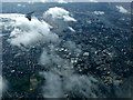 TQ3982 : The Isle of Dogs from the air by Thomas Nugent