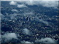 TQ3682 : The City of London from the air by Thomas Nugent