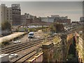 SJ8398 : Manchester Exchange Station Site by David Dixon