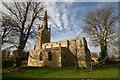 SP9556 : St Peter, Harrold by David Kemp