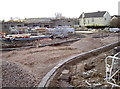 ST6167 : Where the entrance road will be by Neil Owen