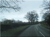 SJ8370 : Salters Lane at Siddington village boundary by Colin Pyle