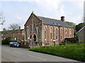 SK8314 : Former Primitive Methodist Chapel, Whissendine by Alan Murray-Rust