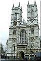 TQ3079 : Westminster Abbey by Thomas Nugent