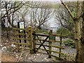 NY2128 : Path to Bassenthwaite Lake at Beck Wythop by David Dixon