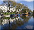 TQ2681 : Grand Union Canal, Little Venice : Week 15