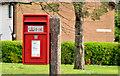 J3581 : Pressed-steel postbox (BT37 40) Newtownabbey by Albert Bridge