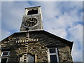 SW9348 : Clock Tower, Town Hall, Grampound by Dean Jenkins