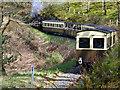 SN7277 : Vale of Rheidol Railway at Rhiwfron : Week 15