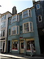 TQ8209 : Made in Hastings, High Street, Old Town by PAUL FARMER