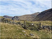 NO0872 : Path to Glen Taitneach by William Starkey