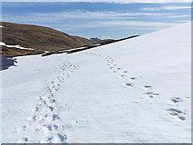 NO0677 : South of Loch nan Eun by William Starkey