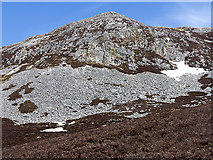 NO0176 : South-western slopes of Stac na h-Iolair by William Starkey