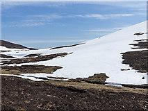 NO0577 : Moorland west of Loch nan Eun by William Starkey