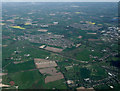 SJ6271 : Weaverham from the air by Thomas Nugent