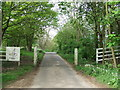 TM3041 : Entrance To Ramsholt Arms by Keith Evans