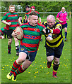 SP2255 : Rugby union match, Home Guard Club : Week 17