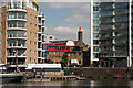 TQ3680 : Limehouse Basin (2) by TheTurfBurner
