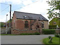 SK7436 : Former Wesleyan Methodist Chapel, Granby by Alan Murray-Rust